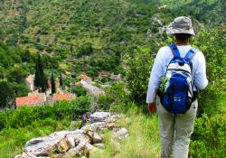 Hiking in Croatia on Hvar and Brač Islands